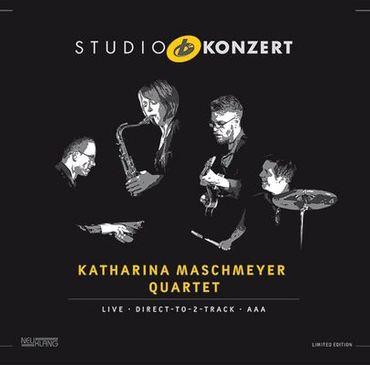 Katharina Maschmeyer Quartet - Studio Konzert - 180gramm VINYL-LP - Neuklang