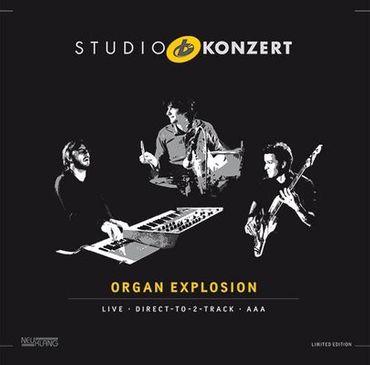 Organ Explosion - Studio Konzert - 180gramm VINYL-LP - Neuklang