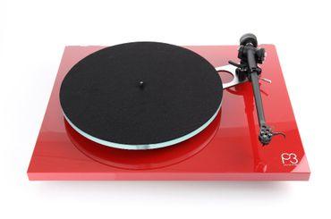 Rega Planar 3 - Rot - Plattenspieler – Bild 1