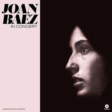 Joan Baez - In Concert - 180gramm VINYL-LP - WaxTimeRecords