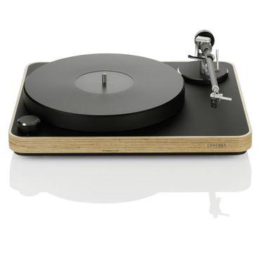 Clearaudio Concept Wood MC Plattenspieler – Bild 1