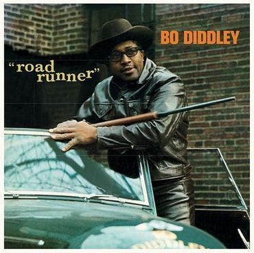 Bo Diddley - Road Runner - 180 gramm LP - Vinyl Lovers