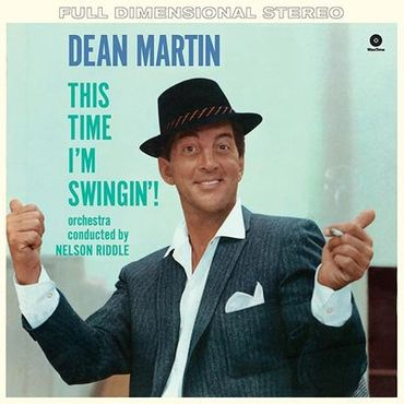 Dean Martin - This Time Im Swinging - 180gramm VINYL-LP - WaxTimeRecords