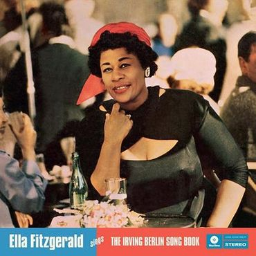 Ella Fitzgerald Sings The Irving Berlin Song Book - 180gramm Doppel-VINYL-LP - WaxTimeRecords