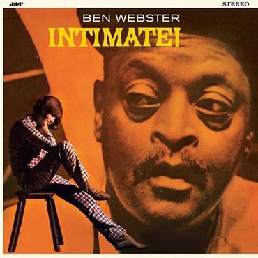 Ben Webster - Intimitate - 180gramm VINYL-LP - Jazz Wax Records