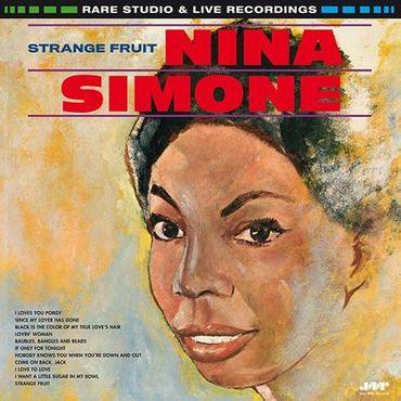 Nina Simone - Strange Fruit - 180gramm VINYL-LP - Jazz Wax Records