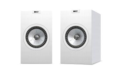 KEF Q-Serie Q150 Satin-Finish White Lautsprecher
