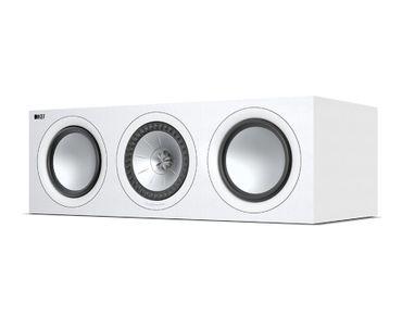 KEF Q-Serie Q650c Satin-Finish White Center Lautsprecher