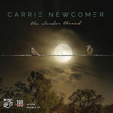 Carrie Newcomer - The Slender Thread - 180gramm Doppel-VINYL-LP 45rpm - Stockfisch Records