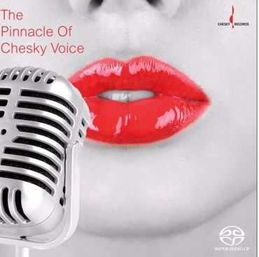 The Pinnacle Of Chesky Voice - inakustik SACD Hybrid