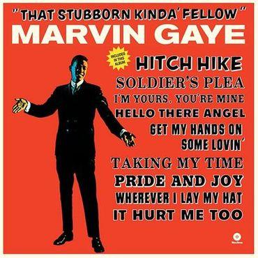 Marvin Gaye - That Stubborn Kinda Fellow - 180gramm VINYL-LP - WaxTimeRecords