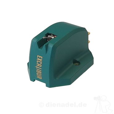 EXCALIBUR Green - High-Output Moving Coil System by TAD – Bild 1