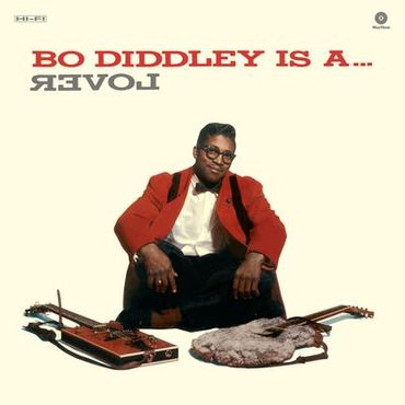 Bo Diddley is a Lover - 180gramm VINYL-LP - WaxTimeRecords
