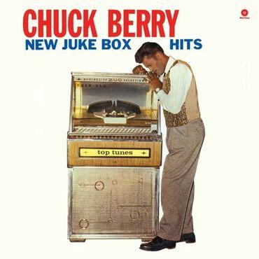 Chuck Berry - New Juke Box Hits - Limited Edition 180gramm VINYL-LP - WaxTimeRecords
