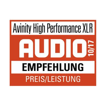 Avinity® High-Performance MONO-SINGLE - XLR-Kabel – Bild 2