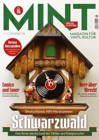 MINT No.16 - Magazin für Vinyl-Kultur