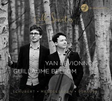 Cello Sonatas - CD - Fondamenta