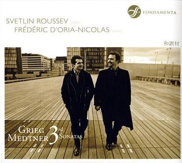 Grieg & Medtner - CD - Fondamenta