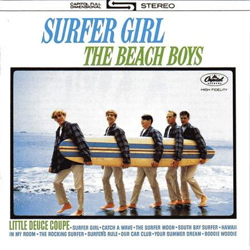 The Beach Boys: Surfer Girl - 2LPs 200g 45rpm - Acoustic Sounds