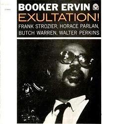 Booker Ervin: Exultation! - 1LPs 200g 33rpm - Acoustic Sounds