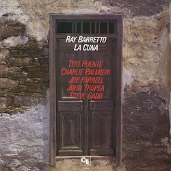 Ray Barretto: La Cuna - 1LPs 180g 33rpm - Speakers Corner