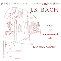 Bach: Six Suites for Unaccompanied Cello - 2LPs 180g 33rpm - Analogphonic