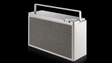 GENEVA® Touring M - Tragbarer HiFi Bluetooth Lautsprecher - Weiss – Bild 1