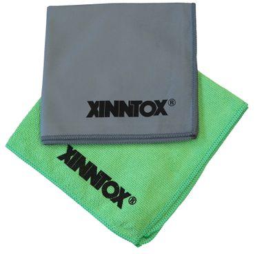 XinnTox® Vinyl DRYClean & WETClean LP - Pflegetuch SET