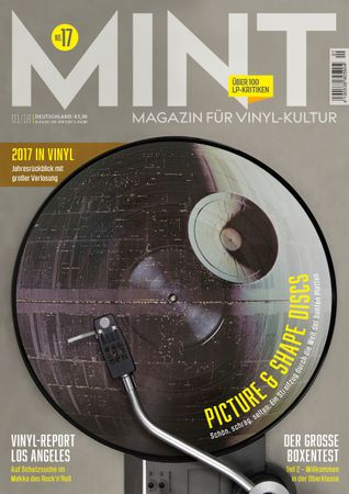 MINT No.17 - Magazin für Vinyl-Kultur – Bild 2