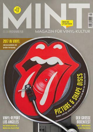 MINT No.17 - Magazin für Vinyl-Kultur – Bild 1