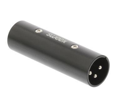 Sweex Adapter - XLR 3pol Stecker auf XLR 3pol Stecker – Bild 2