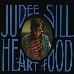 Judee Sill: Heart Food (45rpm-edition) - 2LPs 180g 45rpm - Intervention Records