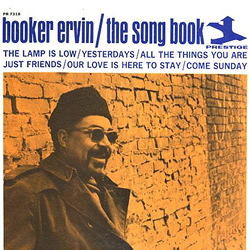 Booker Ervin: The Song Book - 1LPs 200g 33rpm - Acoustic Sounds