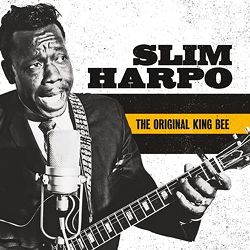 The Best Of Slim Harpo - 1LPs 200g 33rpm - Acoustic Sounds