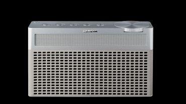 GENEVA® Touring S - Tragbares Radio mit FM/DAB+ Tuner - Weiss