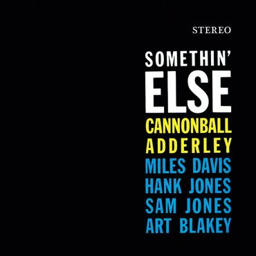 Cannonball Adderley - Somethin Else - 180gramm VINYL-LP in ORANGE - WaxTime Records – Bild 2