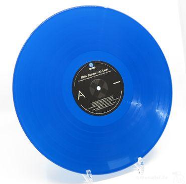 Etta James - At Last - 180gramm VINYL-LP in BLAU - WaxTime Records – Bild 1