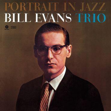Bill Evans Trio - Portrait In Jazz - 180gramm VINYL-LP in GRÜN - WaxTime Records – Bild 2