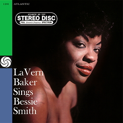 LaVern Baker Sings Bessie Smith - 1LPs 180g 33rpm - Speakers Corner