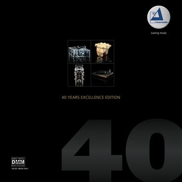 Clearaudio - 40 Years Excellence Edition - Doppel 180gramm-LP - inakustik
