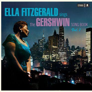 Ella Fitzgerald sings the Gershwin SongBook Vol. 1 - 180gramm VINYL-LP - WaxTime Records