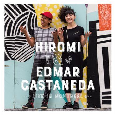 Hiromi & Edmar Castaneda - Live In Montreal - Telarc 180gramm Doppel-LP