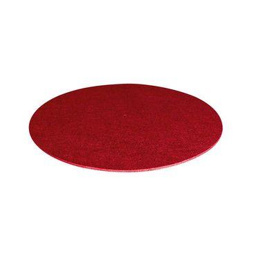Dynavox Plattentellerauflage PM2 Filz Rot – Bild 2