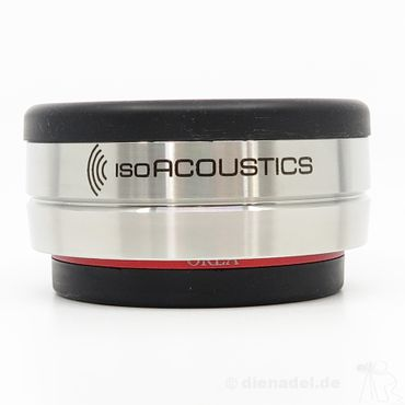 IsoAcoustics OREA Bordeaux Isolator Absorberfuss – Bild 1