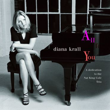 Diana Krall - All For You - 2LPs 180g 45rpm - Original Recordings Group Music
