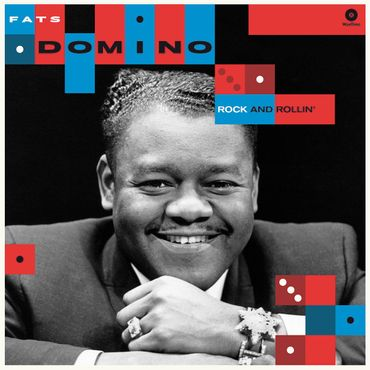Fats Domino - Rock And Rollin - 180gramm VINYL-LP - WaxTime Records