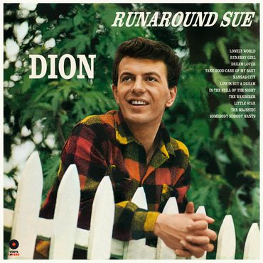 Dion - Runaround Sue - 180gramm LP - Vinyl Lovers