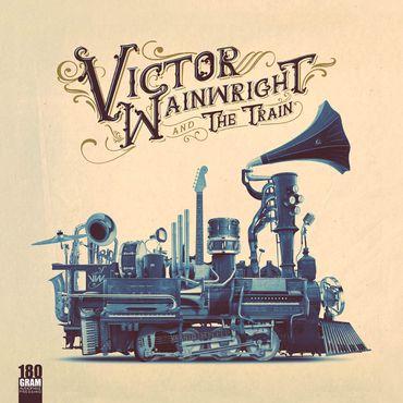 Victor Wainwright & The Train - Ruf Records - 180gramm Vinyl-LP