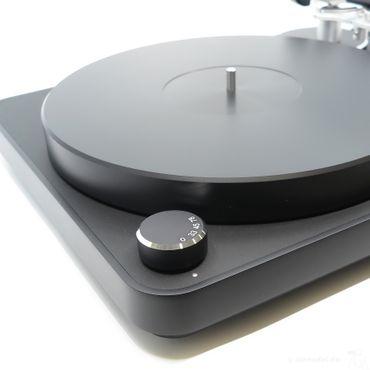 Clearaudio Concept BLACK MM Plattenspieler – Bild 2
