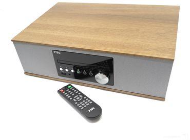 PTEC - CD & Radio Mini System   DAB+   Fernbedienung - Klasse Sound – Bild 1